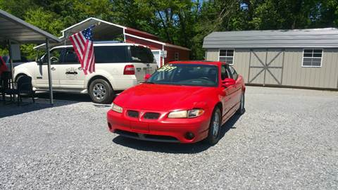 2000 Pontiac Grand Prix for sale in Maryville, TN