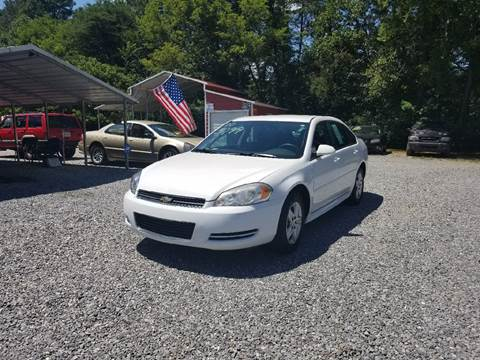 2010 Chevrolet Impala for sale in Maryville, TN