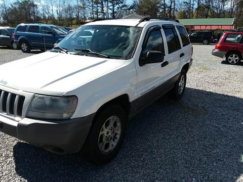 2004 Jeep Grand Cherokee for sale in Maryville, TN