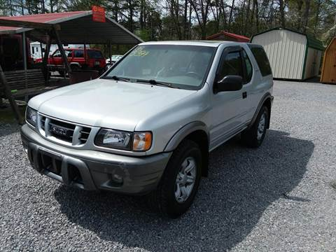 Isuzu For Sale in Maryville, TN - NOBLE AUTO SALES