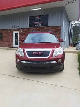 2011 GMC Acadia for sale in Tuscaloosa, AL