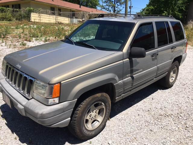 1998 Jeep Grand Cherokee Laredo >> 1998 Jeep Grand Cherokee Laredo 4dr Suv In Duncanville Al