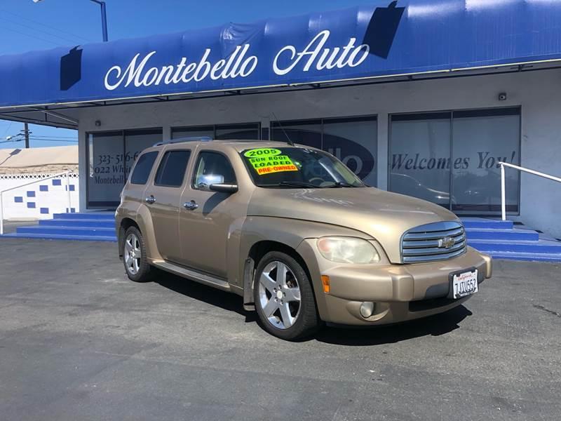2006 Chevrolet HHR LT 4dr Wagon - Montebello CA