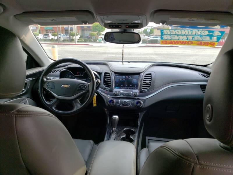 2015 Chevrolet Impala LT 4dr Sedan w/1LT - Montebello CA
