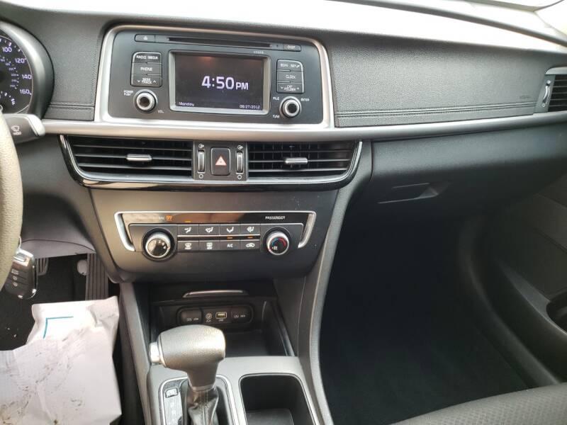 2016 Kia Optima LX 4dr Sedan - Montebello CA