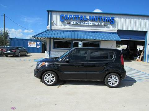2013 Kia Soul for sale in Houston, TX