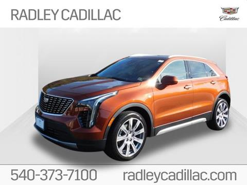 2019 Cadillac XT4 for sale in Fredericksburg, VA