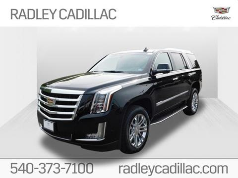 2019 Cadillac Escalade for sale in Fredericksburg, VA