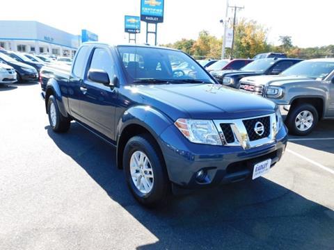 2016 Nissan Frontier for sale in Fredericksburg, VA