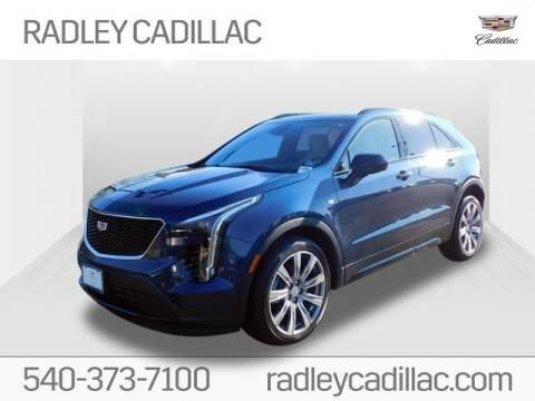 2020 Cadillac XT4 for sale at Radley Cadillac in Fredericksburg VA