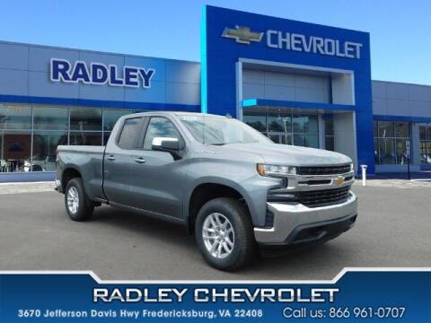 2020 Chevrolet Silverado 1500 for sale at Radley Cadillac in Fredericksburg VA