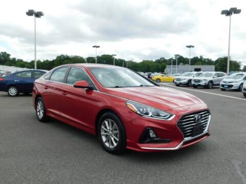 2019 Hyundai Sonata for sale at Radley Cadillac in Fredericksburg VA