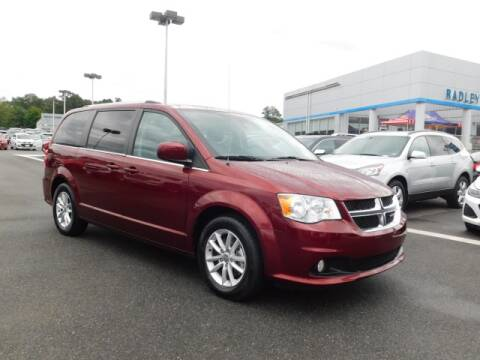 2019 Dodge Grand Caravan for sale at Radley Cadillac in Fredericksburg VA