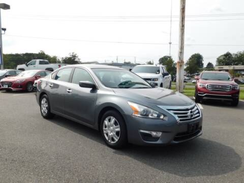 2015 Nissan Altima for sale at Radley Cadillac in Fredericksburg VA
