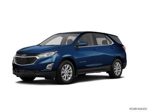 2020 Chevrolet Equinox for sale at Radley Cadillac in Fredericksburg VA