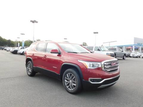 2019 GMC Acadia for sale at Radley Cadillac in Fredericksburg VA