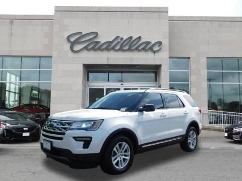 2019 Ford Explorer for sale at Radley Cadillac in Fredericksburg VA