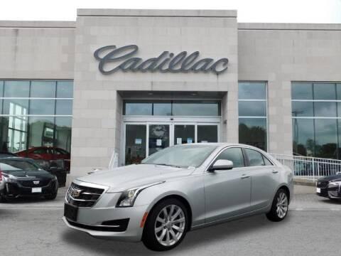 2018 Cadillac ATS for sale at Radley Cadillac in Fredericksburg VA