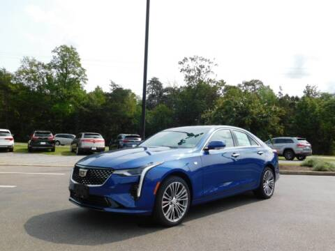 2020 Cadillac CT4 for sale at Radley Cadillac in Fredericksburg VA