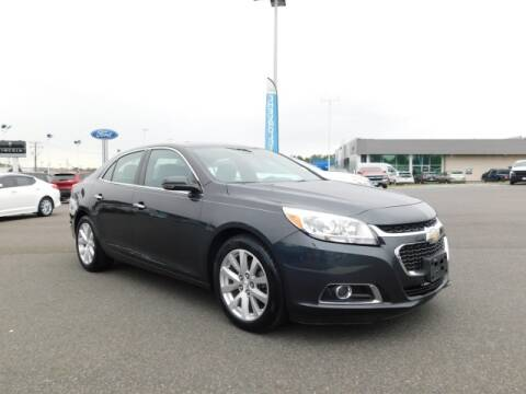 2015 Chevrolet Malibu for sale at Radley Cadillac in Fredericksburg VA
