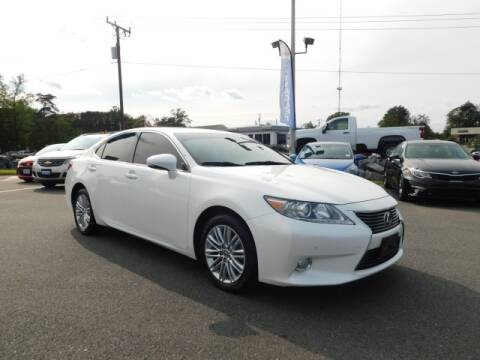 2013 Lexus ES 350 for sale at Radley Cadillac in Fredericksburg VA