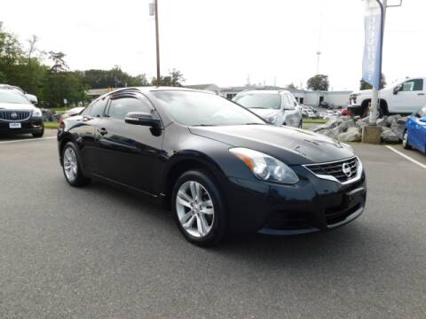 2013 Nissan Altima for sale at Radley Cadillac in Fredericksburg VA