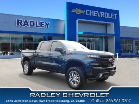 2019 Chevrolet Silverado 1500 for sale at Radley Cadillac in Fredericksburg VA