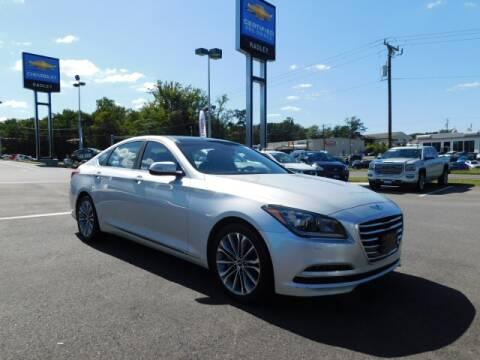 2015 Hyundai Genesis for sale at Radley Cadillac in Fredericksburg VA
