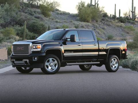 2018 GMC Sierra 2500HD for sale at Radley Cadillac in Fredericksburg VA