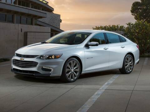 2018 Chevrolet Malibu for sale at Radley Cadillac in Fredericksburg VA