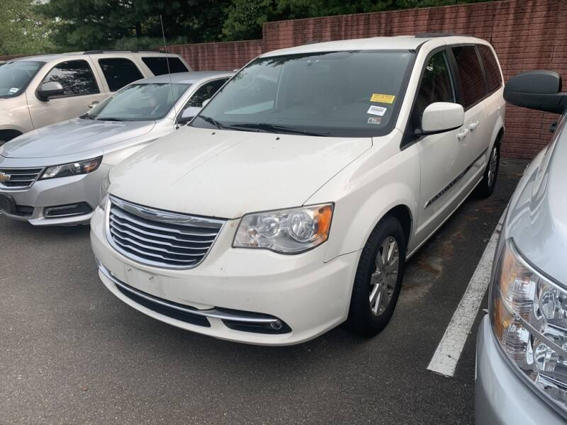 2013 Chrysler Town and Country for sale at Radley Cadillac in Fredericksburg VA