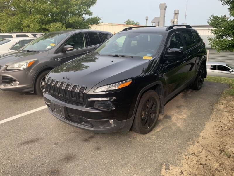 2018 Jeep Cherokee for sale at Radley Cadillac in Fredericksburg VA