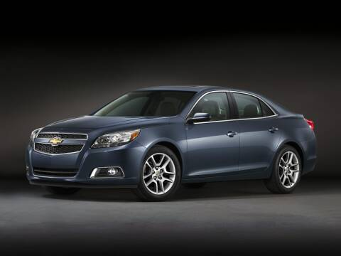 2013 Chevrolet Malibu for sale at Radley Cadillac in Fredericksburg VA