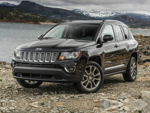 2016 Jeep Compass for sale at Radley Cadillac in Fredericksburg VA