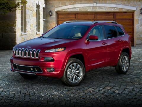 2016 Jeep Cherokee for sale at Radley Cadillac in Fredericksburg VA