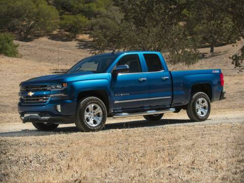 2016 Chevrolet Silverado 1500 for sale at Radley Cadillac in Fredericksburg VA