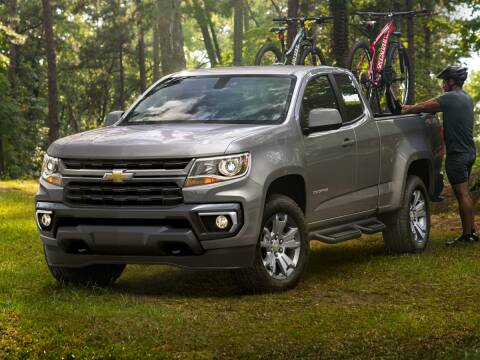 2021 Chevrolet Colorado for sale at Radley Cadillac in Fredericksburg VA