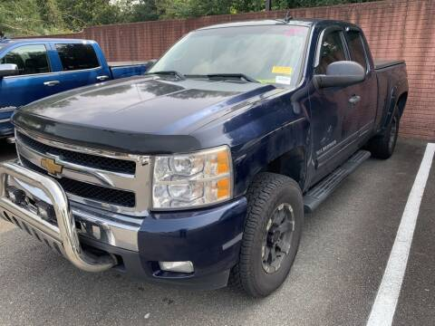 2011 Chevrolet Silverado 1500 for sale at Radley Cadillac in Fredericksburg VA