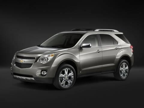 2011 Chevrolet Equinox for sale at Radley Cadillac in Fredericksburg VA