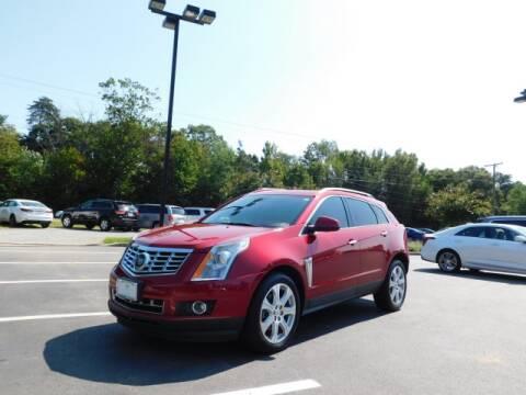 2016 Cadillac SRX for sale at Radley Cadillac in Fredericksburg VA