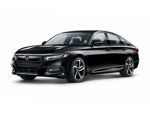 2018 Honda Accord for sale at Radley Cadillac in Fredericksburg VA