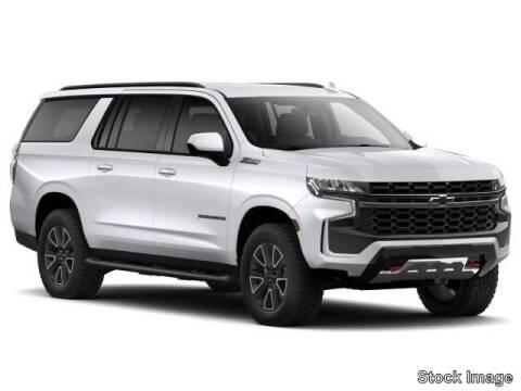 2021 Chevrolet Suburban for sale at Radley Cadillac in Fredericksburg VA