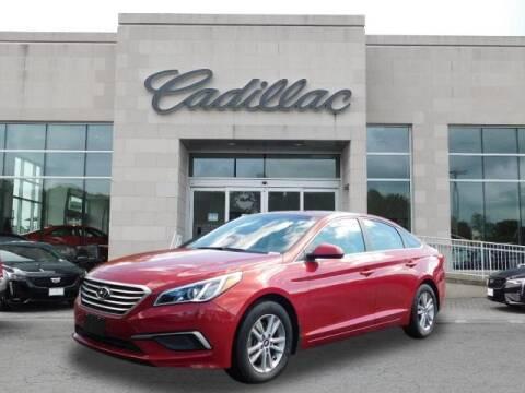 2017 Hyundai Sonata for sale at Radley Cadillac in Fredericksburg VA