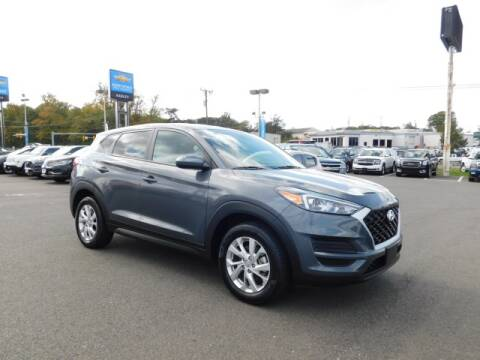2019 Hyundai Tucson for sale at Radley Cadillac in Fredericksburg VA