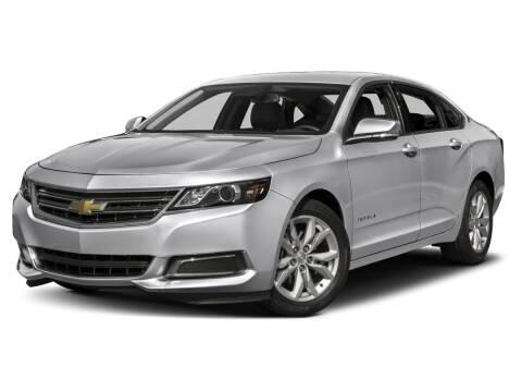 2016 Chevrolet Impala for sale at Radley Cadillac in Fredericksburg VA