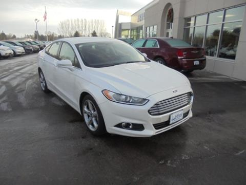 2015 Ford Fusion for sale in Ashland, WI