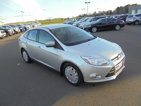 2012 Ford Focus for sale in Ashland, WI