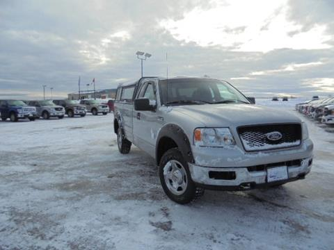 2005 Ford F-150 for sale in Ashland, WI