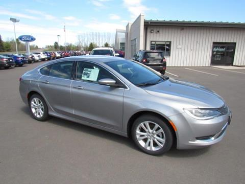 2016 Chrysler 200 for sale in Ashland, WI