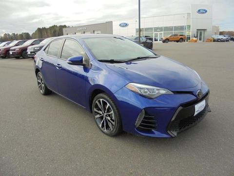 2017 Toyota Corolla for sale in Ashland, WI
